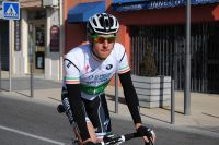 Matt Brammeier et son maillot de champion d'Irlande