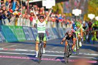 Au terme de Milan-San Remo, Simon Gerrans triomphe devant Fabian Cancellara