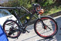 Le vélo Focus du team Offroad