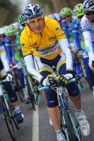 Gustav-Erik Larsson en jaune le temps d'un jour