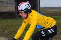 Bradley Wiggins est en jaune sur Paris-Nice