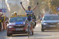 Sur la Promenade des Anglais, Thomas De Gendt triomphe après 170 kilomètres d'échappée