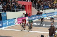 D'un rien, Sébastien Turgot obtient la 2ème place face à Alessandro Ballan