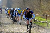 Didier Leroux souffre dans Arenberg