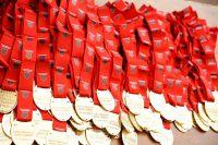La médaille du mérite pour les finishers !