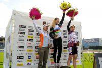 Le podium Dames