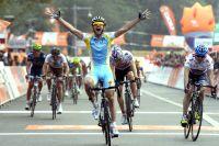 Gavazzi, sprinteur des montagnes