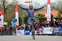 Yannis Yssaad se surprend au Girouard et conquiert sa première victoire Elite
