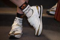 Des chaussures qui ne manquent pas d'originalité