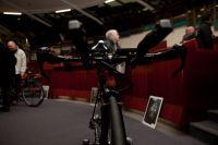Le poste de pilotage du vélo de CLM