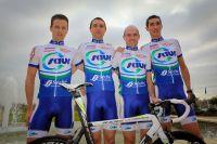 David Le Lay, Etienne Tortelier, Maxime Médérel et Brice Feillu sont les petits nouveaux !