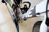 Un vélo très profilé...