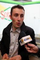 Jonathan Hivert confiant pour 2012