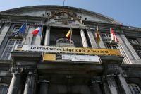 La Province de Liège reçoit le Tour 2012