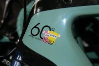 Le Bianchi des Vacansoleil-DCM célèbre les 60 ans du doublé Giro-Tour de Fausto Coppi