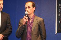 Mickaël Leveau, directeur sportif