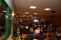 De nombreux invités sont venus découvrir l'équipe Véranda Rideau-U