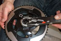 SRAM RED Quarq Powermeter - 2012