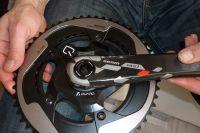 SRAM RED Quarq Powermeter - 2012