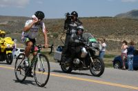 Rafael Infantino échappé au sommet de Cerro Summit