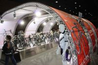 Le stand Kuota