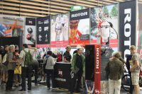 Le stand Rotor