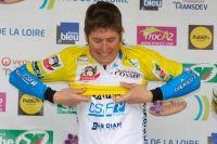 Sacha Modolo s'empare du maillot jaune