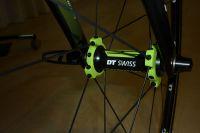 Les roues DT Swiss