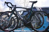 Specialized équipe cette année encore le team Astana