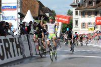 Peter Sagan gagne de toutes les façons, cette fois c'est au sprint