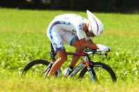 Jérémy Roy 4ème du chrono du Tour de Suisse