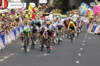 Sprint au couteau entre Peter Sagan et Andre Greipel