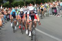 Le train Lotto-Belisol se met en marche