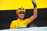 Fabian Cancellara reste en jaune