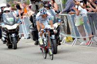 Le jeune Thibaut Pinot file vers son premier succès d'étape dans le Tour