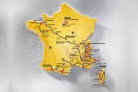 Road-book du Tour de France