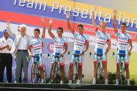L'équipe de Gianni Savio compte trois anciens lauréats du Tour de Langkawi