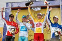 Il y a un nouveau Maillot Jaune sur le Tour de Langkawi : Darren Lapthorne