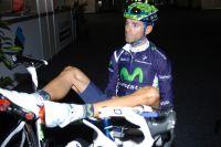 Alejandro Valverde plutôt relax avant son retour à la compétition au Tour Down Under