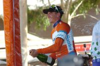 Simon Gerrans arrose sa seconde victoire dans le Tour Down Under