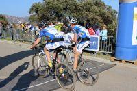 Les coureurs du Team Culture Vélo Nancy