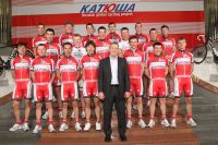 Les ambitions du Team Katusha