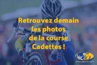 Retrouvez demain les photos de la course Cadettes !