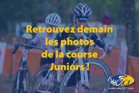 Retrouvez demain les photos de la course Juniors !