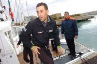 Vincenzo Nibali débarque sur la course des deux mers