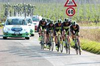 Les GreenEdge écrasent les temps de référence de Tirreno-Adriatico