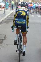 Johnny Hoogerland porte toujours les cicatrices des barbelés du Tour de France
