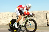 Vincenzo Nibali à la conquête de la course des deux mers