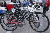 Le vélo Lapierre de FDJ-BigMat de Thibaut Pinot