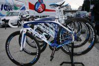 Le vélo CKT des pros de La Pomme Marseille